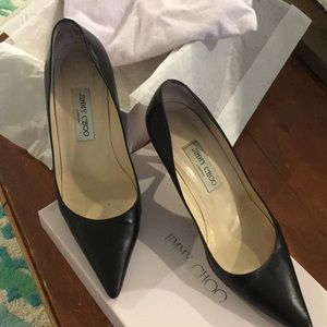 Jimmy Choo Black pumps 38